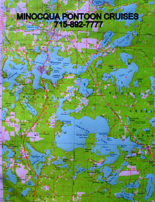 Lake Map